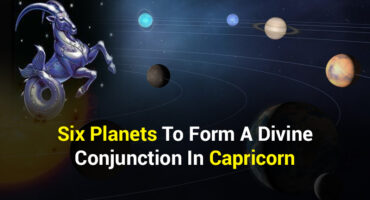 Prediction on PLanetry conjunction in capricorn